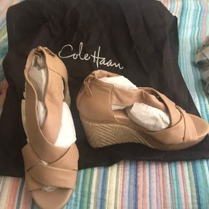 Cole Haan platforms